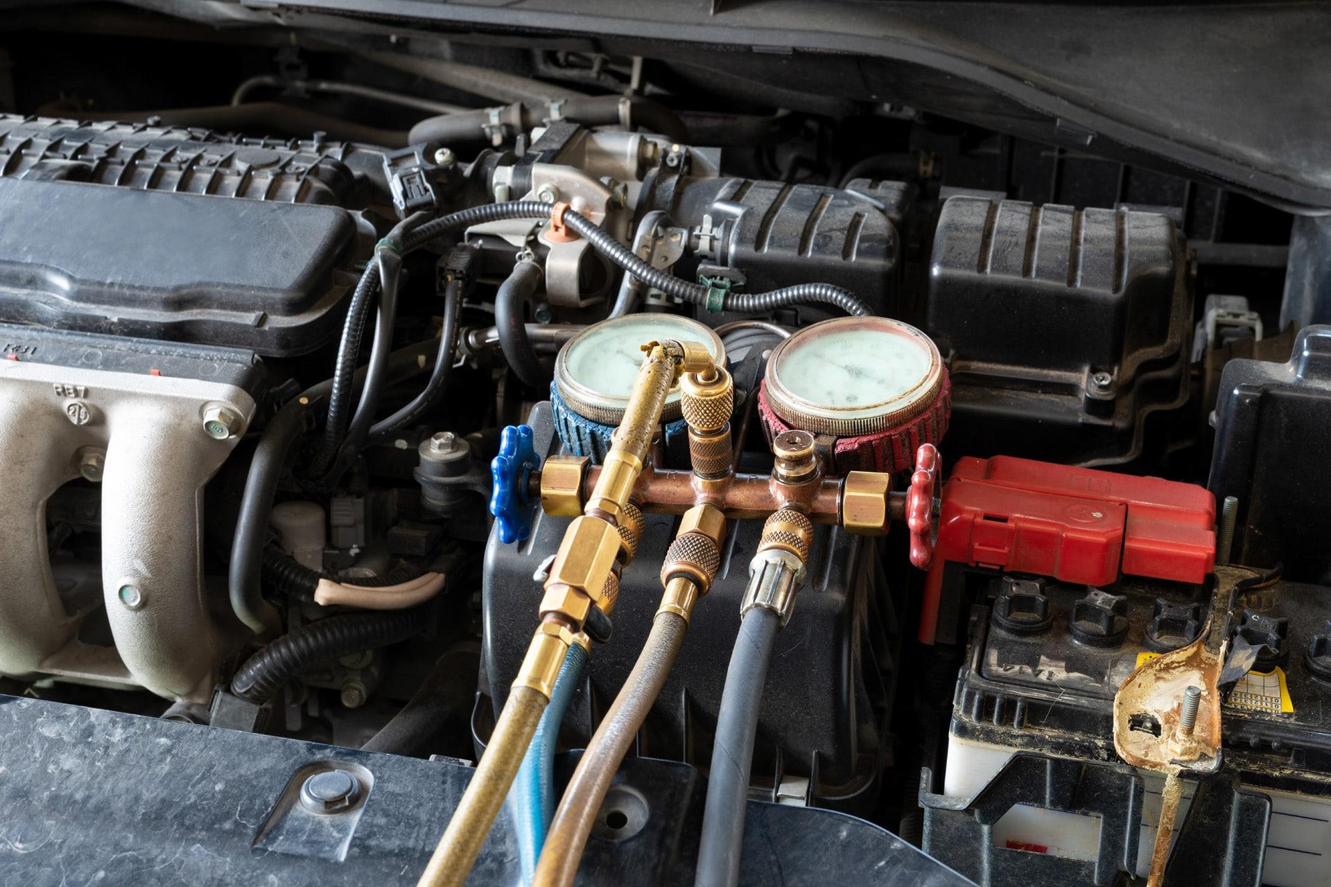 Odessa FL Auto Ac Repair   Odessa FL Auto Air Conditioning